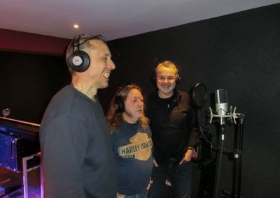 Recording Production with www.the-fainting-goat.de