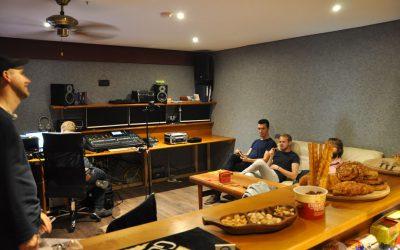 Das Studio als Musikmietwerkstatt