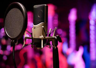 Shure MK4 Studiomicrophone