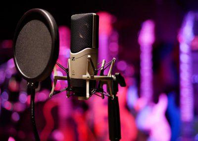 The MK4 Studiomicrophone