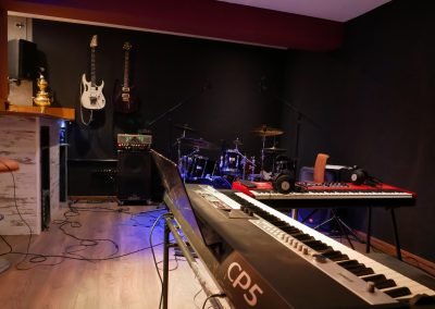 Recording Production with www.bouillondenotes.band
